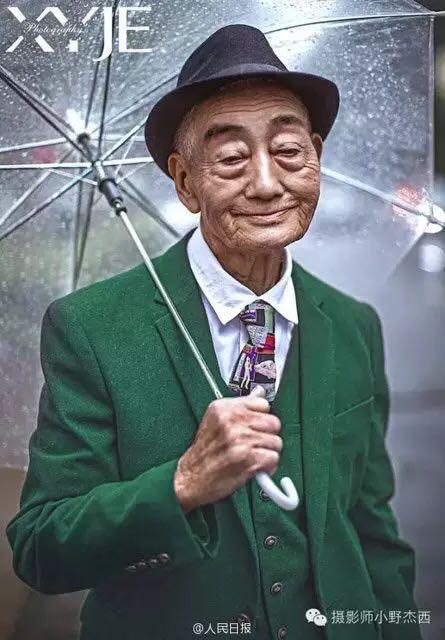 """Sự thực bất ngờ về """"cụ già sành điệu nhất Trung Quốc"""" - 10"""
