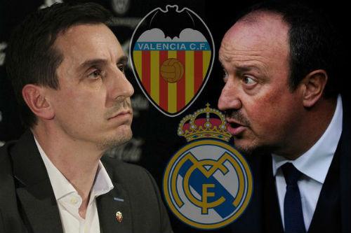 Rộ tin Valencia sắp đón Benitez về thay Neville - 1