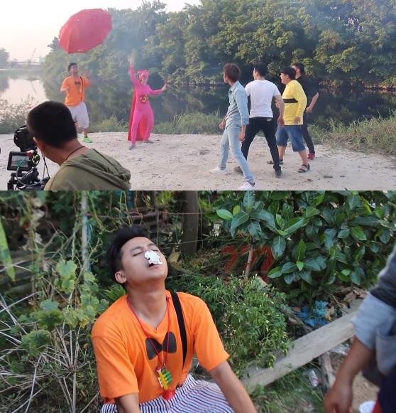 Những tai nạn phim trường nguy hiểm nhất của sao Việt - 5