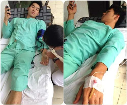 Những tai nạn phim trường nguy hiểm nhất của sao Việt - 8