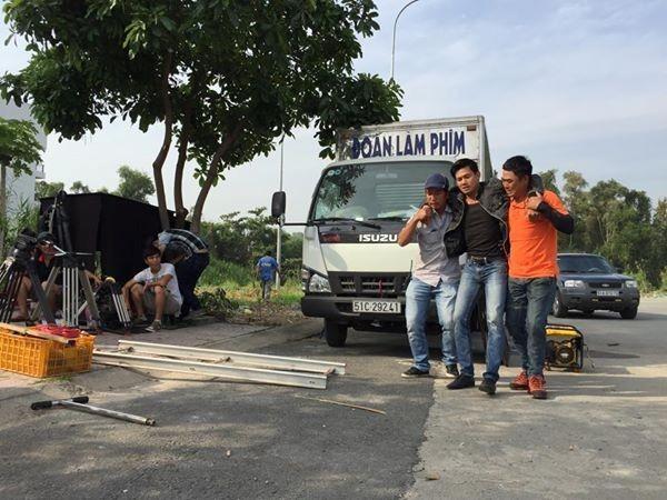 Những tai nạn phim trường nguy hiểm nhất của sao Việt - 9