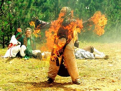 Những tai nạn phim trường nguy hiểm nhất của sao Việt - 12