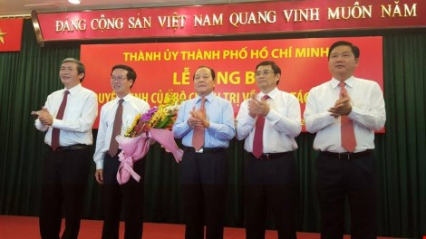 Ông Võ Văn Thưởng làm Trưởng Ban Tuyên giáo Trung ương - 1