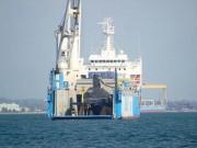 Tin tức trong ngày - Tàu ngầm Đà Nẵng vào Quân cảng Cam Ranh