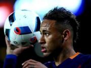 Bóng đá - Liga trước vòng 23: Bầu trời của Neymar