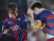 """Bóng đá - Lạ lùng """"lời nguyền penalty"""" ám Barcelona"""