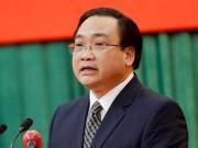 Tin tức trong ngày - Tâm sự nhậm chức của tân Bí thư Hà Nội Hoàng Trung Hải