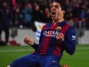 """Bóng đá - Tiền đạo hay nhất thế giới: Suarez """"đỉnh"""" hơn CR7, M10"""