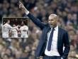 """Real Madrid: Zidane miệt mài làm """"cách mạng"""""""