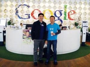 Chàng trai Việt bơm 'oxy tăng trưởng' cho Google