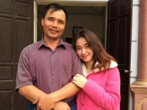 Hòa Minzy: 'Bố tôi đang làm bảo vệ tại Sài Gòn'
