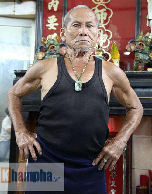 Uy lực Hầu quyền của đại cao thủ 81 tuổi - 10