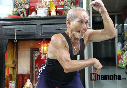 Uy lực Hầu quyền của đại cao thủ 81 tuổi - 4