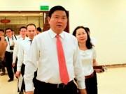 Tin tức trong ngày - Lời tâm huyết của tân Bí thư Thành ủy TP.HCM