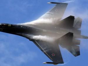 Video: Su-35S Nga sẵn sàng xuất kích tại Syria