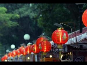 Người Trung Quốc trang trí nhà cửa dịp Tết thế nào?