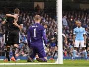 Bóng đá - Chi tiết Man City - Leicester: Gỡ gạc danh dự (KT)
