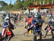 """Thể thao - Thể thao dị: """"Giáp lá cà"""" đấu kiếm kiểu trung cổ"""