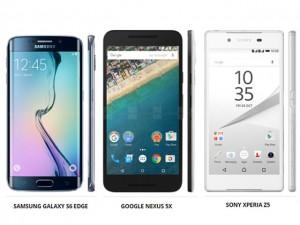 Những mẫu smartphone cỡ trung tốt nhất hiện nay
