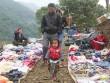 Chợ phiên độc đáo dọc sông Ðà