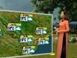 Dự báo thời tiết VTV ngày 6/2