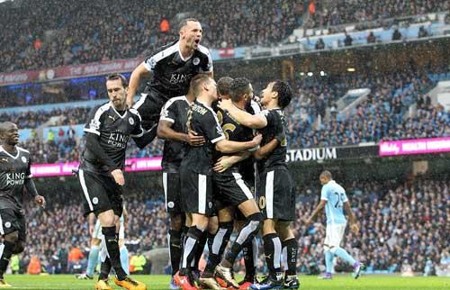 Pellegrini tâm phục khẩu phục, Leicester mơ vô địch - 1