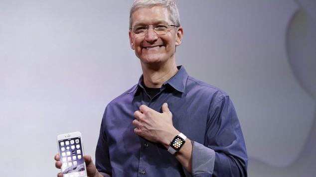 """Tim Cook và """"bài toán khó"""" tại Apple - 2"""