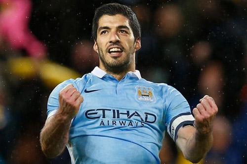 Man City muốn Suarez làm quà ra mắt Pep - 1