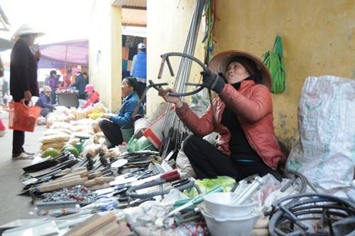 Đi chợ phiên Đông Biên lớn nhất cuối cùng trong năm - 10