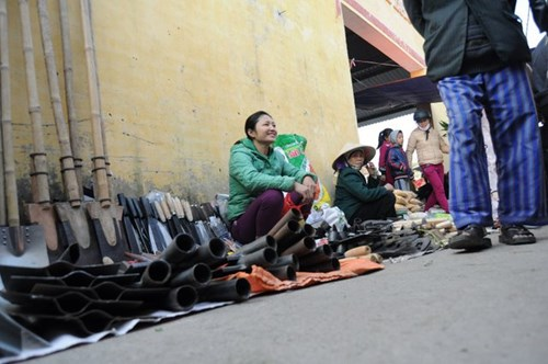 Đi chợ phiên Đông Biên lớn nhất cuối cùng trong năm - 8
