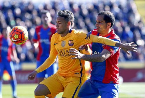 Video Levante vs Barca - 1