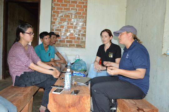 Chú voi rừng Việt Nam khiến chuyên gia quốc tế xúc động - 5