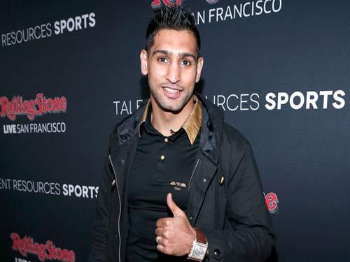 """Tin thể thao HOT 8/2: Amir Khan """"tự sướng"""" quá đà - 1"""