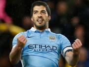 Bóng đá - Man City muốn Suarez làm quà ra mắt Pep