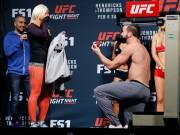 Thể thao - Tin thể thao HOT 7/2: Võ sĩ UFC cầu hôn trước khi thượng đài