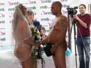 Những ý tưởng đám cưới... điên rồ nhất quả đất