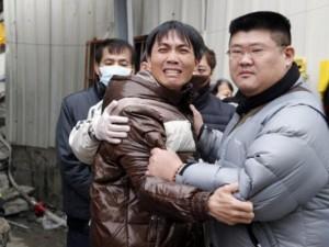 Chạy đua tìm 150 người mất tích ở Đài Loan ngày Tết