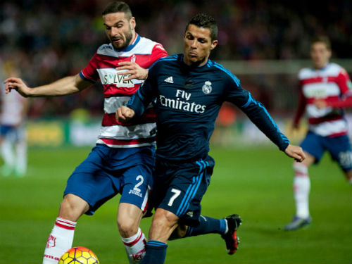 Granada - Real Madrid: Thoát hiểm nhờ siêu phẩm - 1