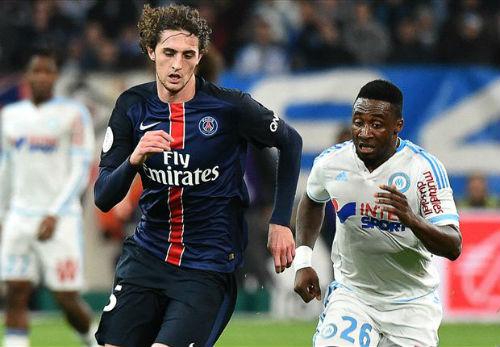 Marseille - PSG: Dấu ấn siêu sao - 1