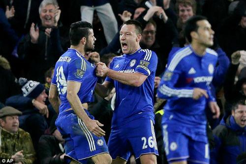 """""""MU đá hay hơn hẳn Chelsea, rơi 2 điểm đáng tiếc"""" - 2"""