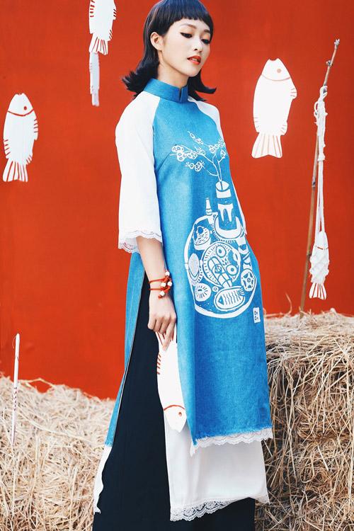 3 trang phục khiến chị em Việt mê mệt khi xuân về - 9
