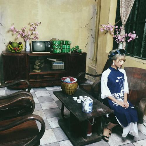 3 trang phục khiến chị em Việt mê mệt khi xuân về - 8