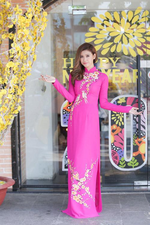 3 trang phục khiến chị em Việt mê mệt khi xuân về - 4