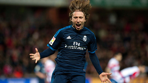 """Modric - Người gieo sự sống cho """"Zidane Madrid"""" - 1"""