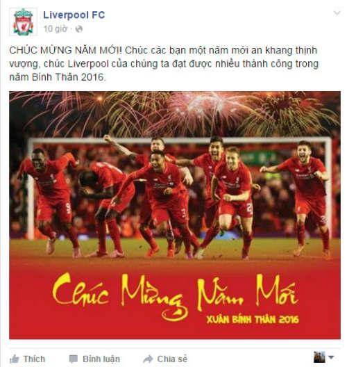 Đại gia châu Âu chúc Tết Việt Nam: Vui buồn fan MU - 3