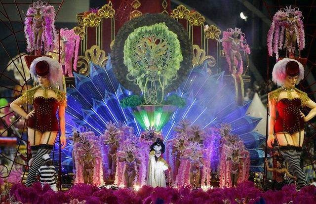 Bất chấp virus Zika, Brazil tổ chức carnival hoành tráng - 2