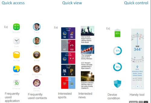 Galaxy S7 Edge sẽ bổ sung nhiều tính năng ở cạnh màn hình - 3