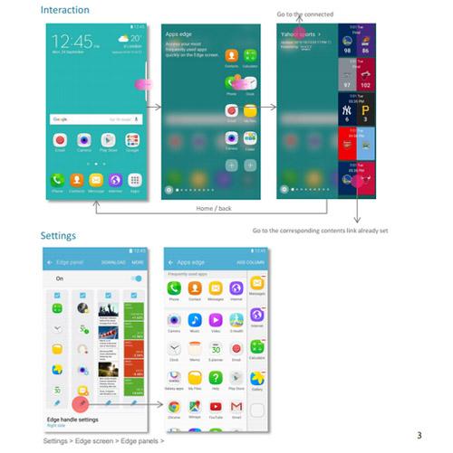 Galaxy S7 Edge sẽ bổ sung nhiều tính năng ở cạnh màn hình - 4