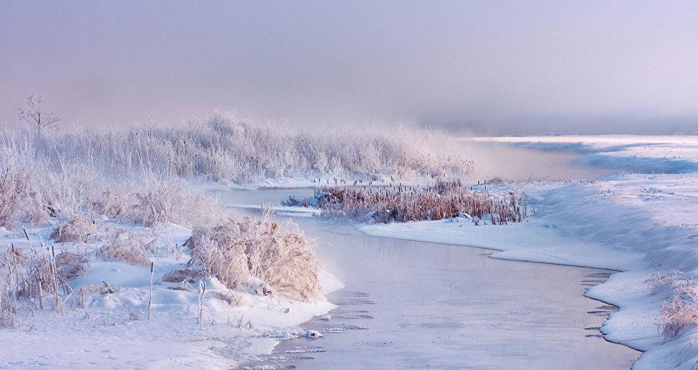 Ảnh: Cảnh tượng mùa đông đẹp như mơ ở Belarus - 8