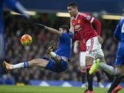 Bóng đá - Chelsea - MU: Căng thẳng đến phút cuối